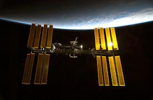 Back-to-Back Space Junk Buzzes Space Station
