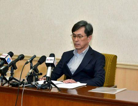 South Korea demands release of two men accused by North Korea of espionage