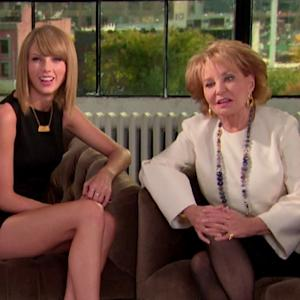 Barbara Walters Grills Taylor Swift About Her Good Girl Reputation