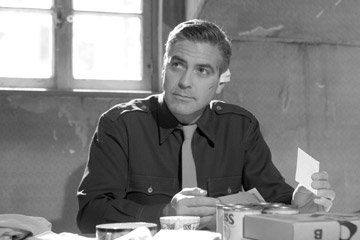 George Clooney in Warner Bros. The Good German