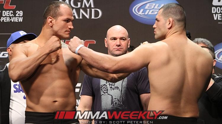 UFC 166: Velasquez vs. dos Santos 3 Official Weigh-in Results