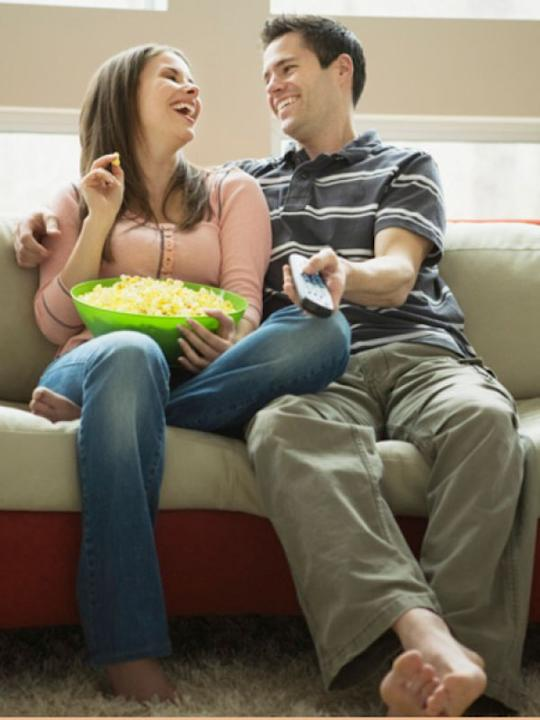 Movie mania: If you both share a common interest in movies, invite him over for a movie marathon or take him out to the movies.  While sharing popcorn, make sure you touch his hand (by accident of cou