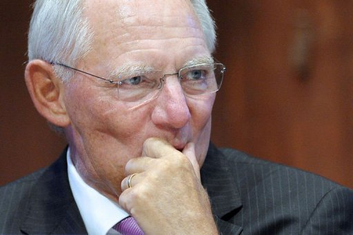 <p>German Finance Minister Wolfgang Schaeuble has said he is confident the country's top court will not block the signing into law of the eurozone's key crisis-fighting tools.</p>
