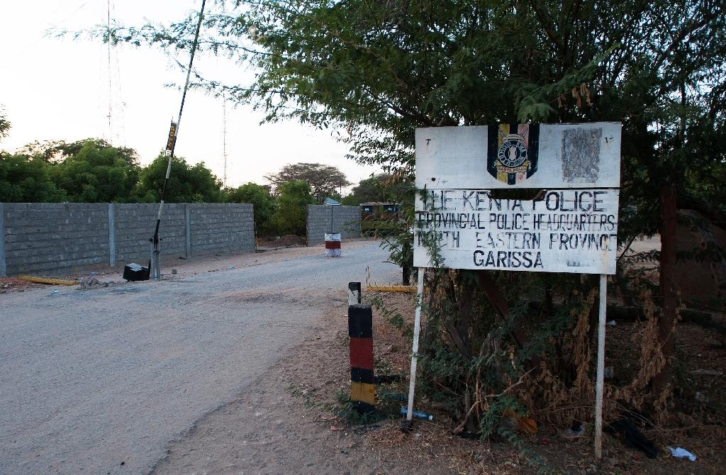 Kenyan police missing, feared dead after Shebab attack