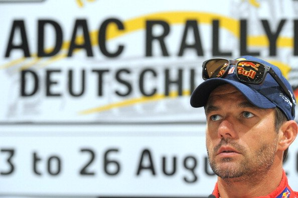 Sebastian Loeb (Getty Images/Massimo Bettiol)