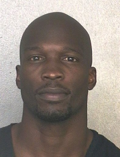 Ex-NFL WR Johnson arrested on probation violation