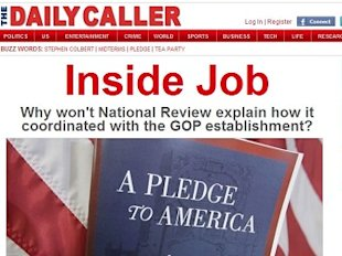 Daily Caller fights National Review