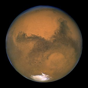 Earth Life Likely Came from Mars, Study Suggests