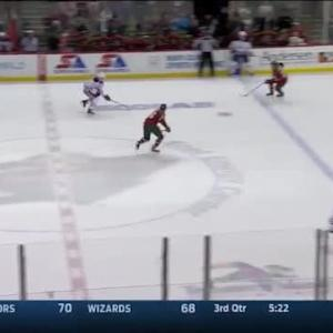 Oilers at Wild / Game Highlights