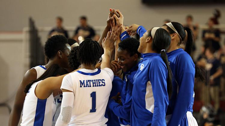 NCAA Womens Basketball: NCAA Tournament-Kentucky vs Navy