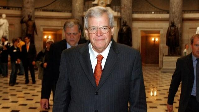 Dennis Hastert Indicted for Allegedly Paying $3.5M to Cover Prior Misconduct