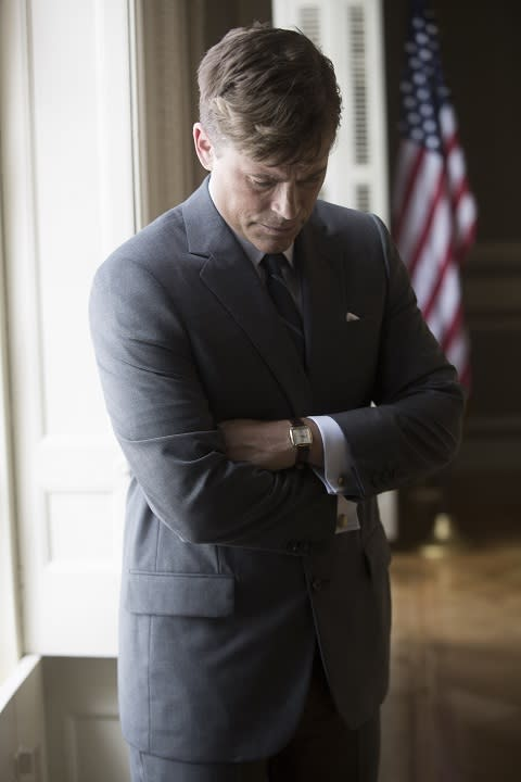 Rob Lowe Channels JFK in 'Killing Kennedy' First Look (Photo)