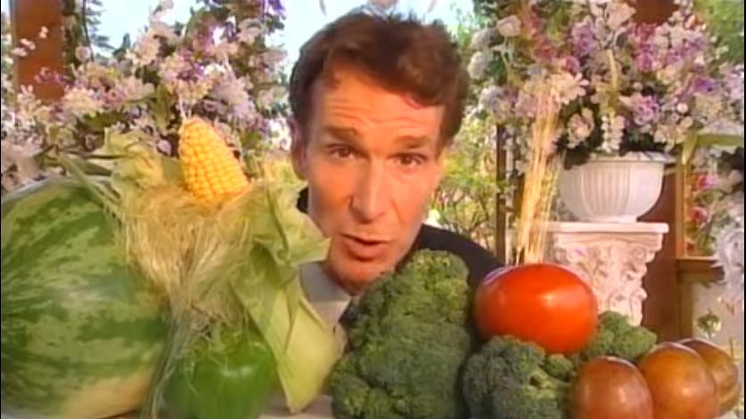 Bill Nye had a super-weird experience in New York City that helped him go pro-GMO