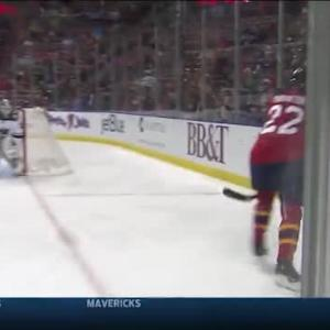 Shawn Thornton Goal on Niklas Backstrom (05:34/2nd)