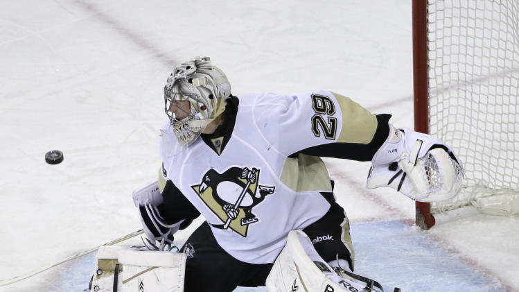 Penguins GM likes Marc-Andre Fleury, doesn't 'sign before seaso…