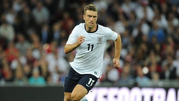 Rickie Lambert has scored in each of his first two England international appearances