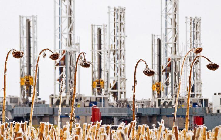 U.S. oil industry bankruptcy wave nears size of telecom bust