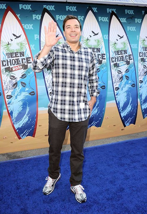 Fallon Jimmy Teen Choice Aw