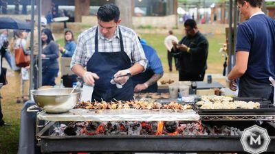 Check Out Live Fire's Full Menu, Including Vox Table, St. Philip, & Micklethwait