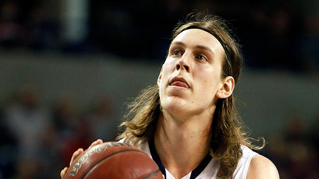 Kelly Olynyk - Gonzaga Bulldogs