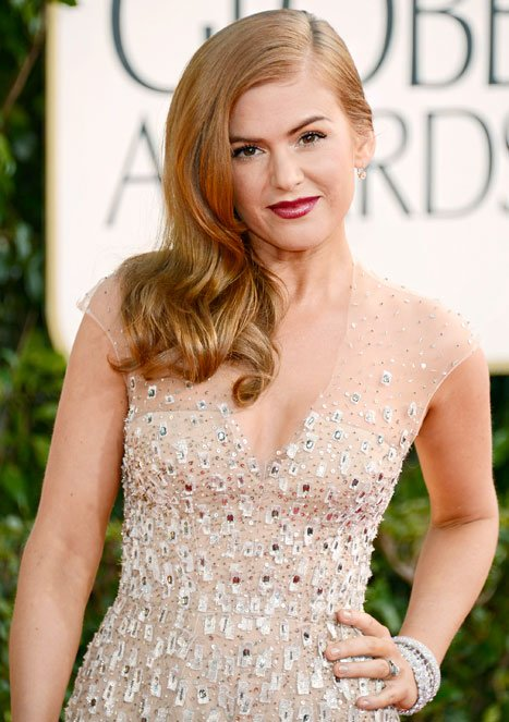 Isla Fisher Makes Raunchy …