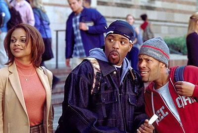 Lark Voorhies , Method Man and Redman in Universal's How High