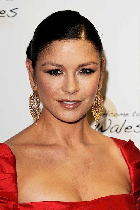 Catherine Zeta Jones Welcome To Wales