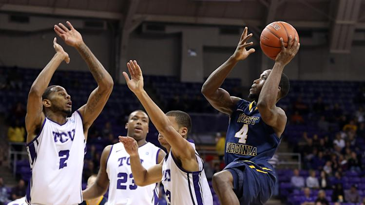 NCAA Basketball: West Virginia at Texas Christian