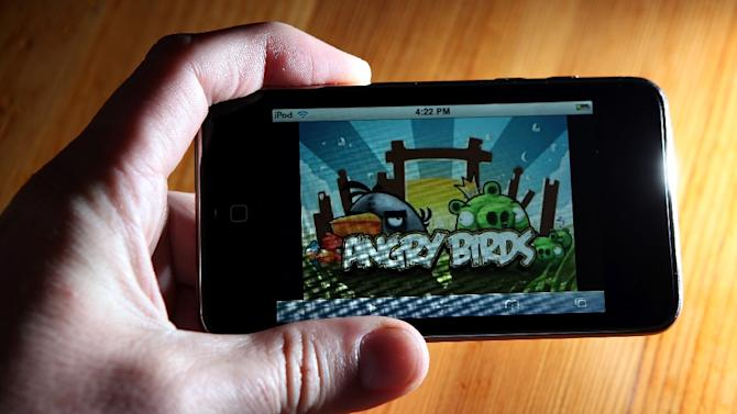 """Angry Birds"" was a worldwide success after its release in 2009"