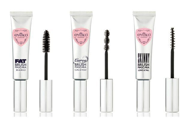 Die Mascara von Eyeko gibt es in Skinny, Fat und Curvy (Bild: PR)