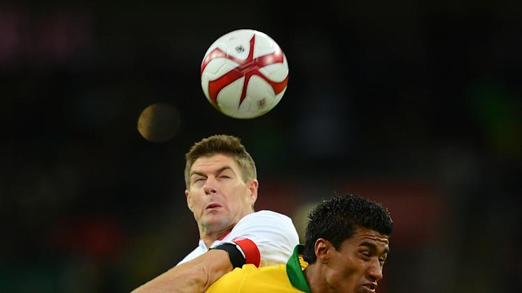 England v Brazil - International Friendly