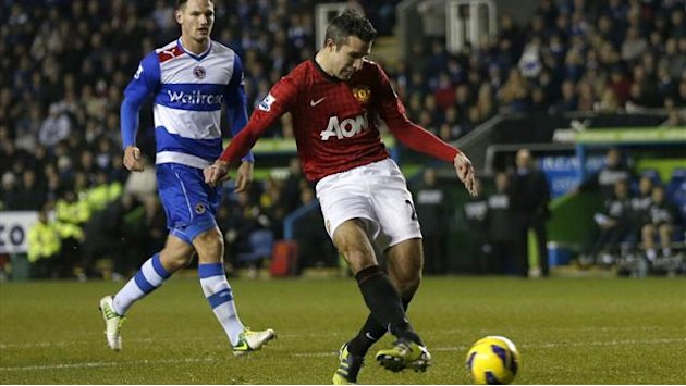 FA Cup - Manchester United v Reading: LIVE