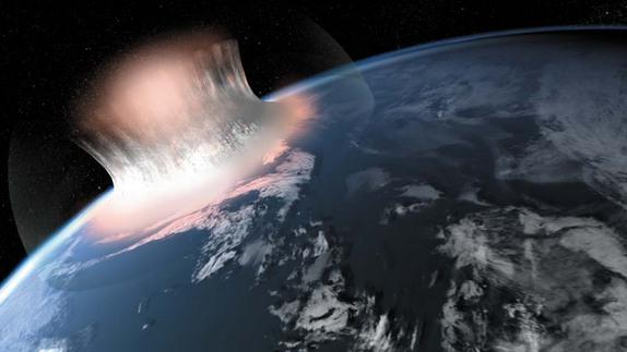 Oldest Impact Crater on Earth Discovered