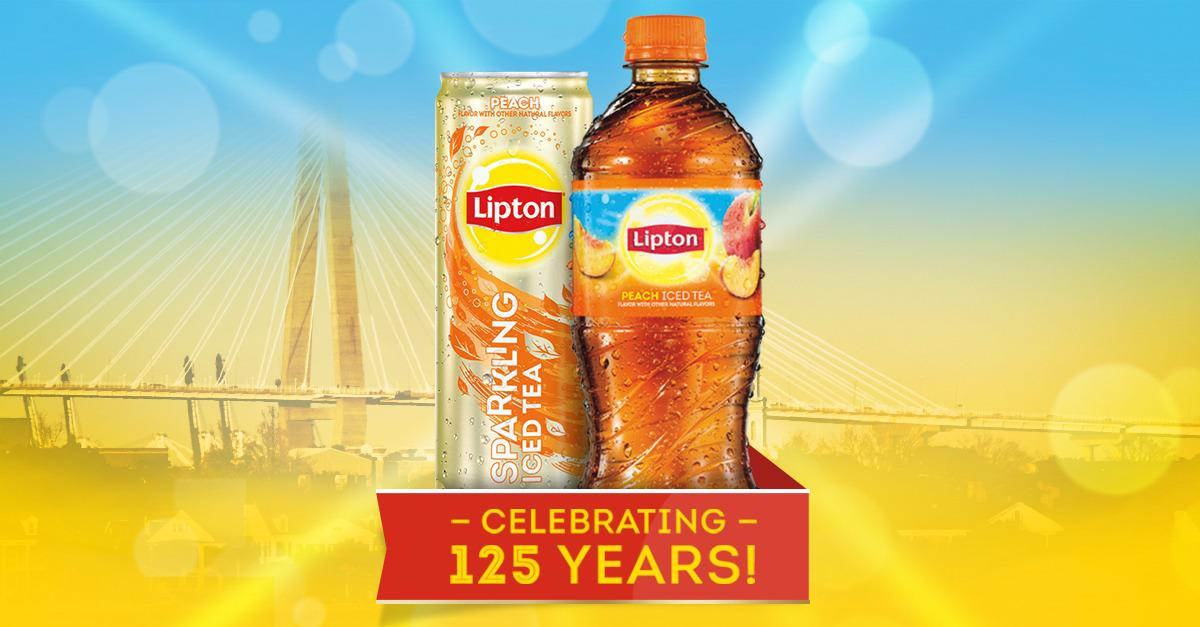 Join Us at the First Lipton Be More Tea Festival!