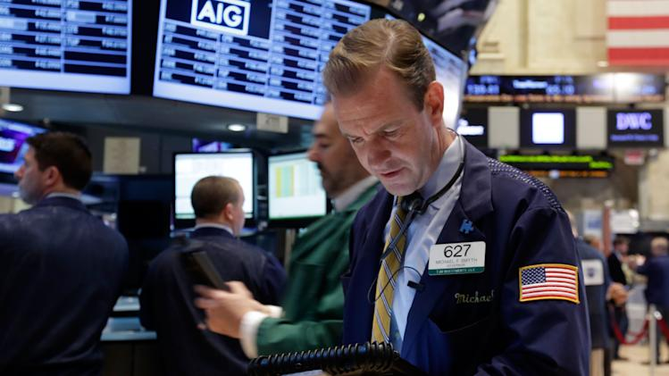 Stocks higher on deal hopes; BofA sinks