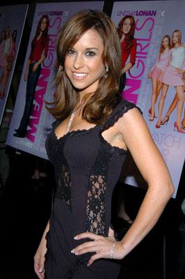 Premiere: Lacey Chabert at the New York premiere of Paramount's Mean Girls - 4/23/2004