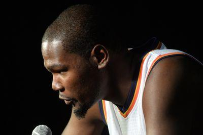 Kevin Durant calls Stephen A. Smith a liar for saying he might sign with the Lakers