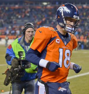 Broncos swear they're not taking Texans lightly