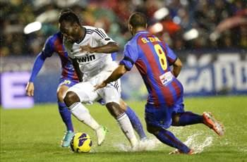 Levante mocks Real Madrid with identical statement after defeat