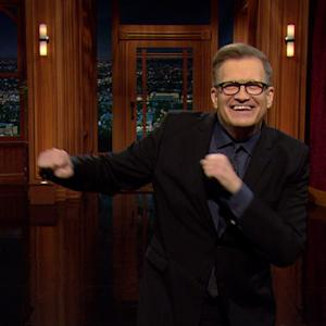 The Late Late Show - Drew Carey's Monologue - 3/5/2015