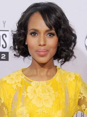 Kerry Washington arrives at the 40th Anniversary American Music Awards at Nokia Theatre L.A. Live on November 18, 2012 in Los Angeles -- Getty Images