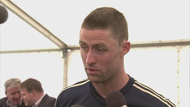Cahill and Benitez look ahead to crucial end of season games [AMBIENT]