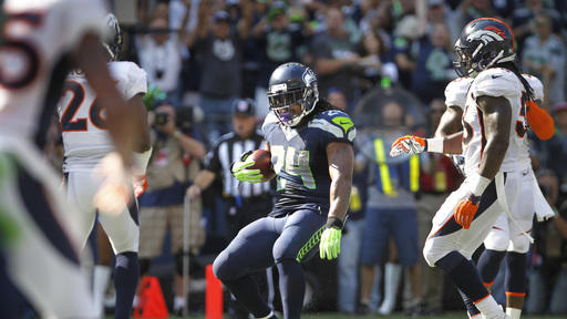 Seahawks hold off Broncos 26-20 in overtime