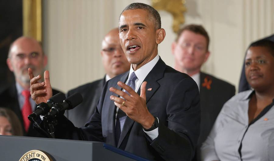 Obama Had the Perfect Response to Critics Who Say He Doesn't Understand Second Amendment