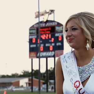 NFL Rush: From homecoming queen to football star
