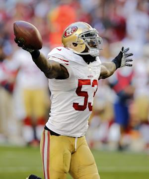 49ers LB NaVorro Bowman having career season