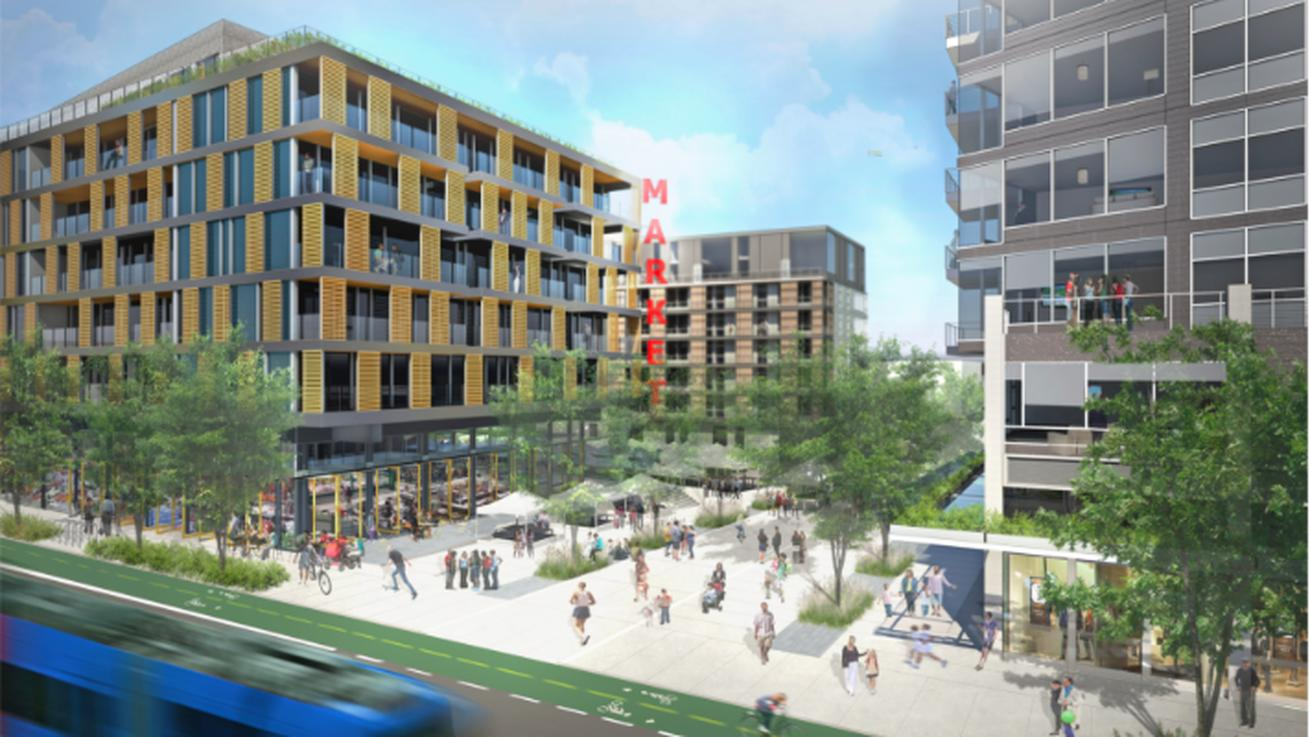 Seattle's Floating Stadium Dream; Capitol Hill Station Development Deal 'Really Close'