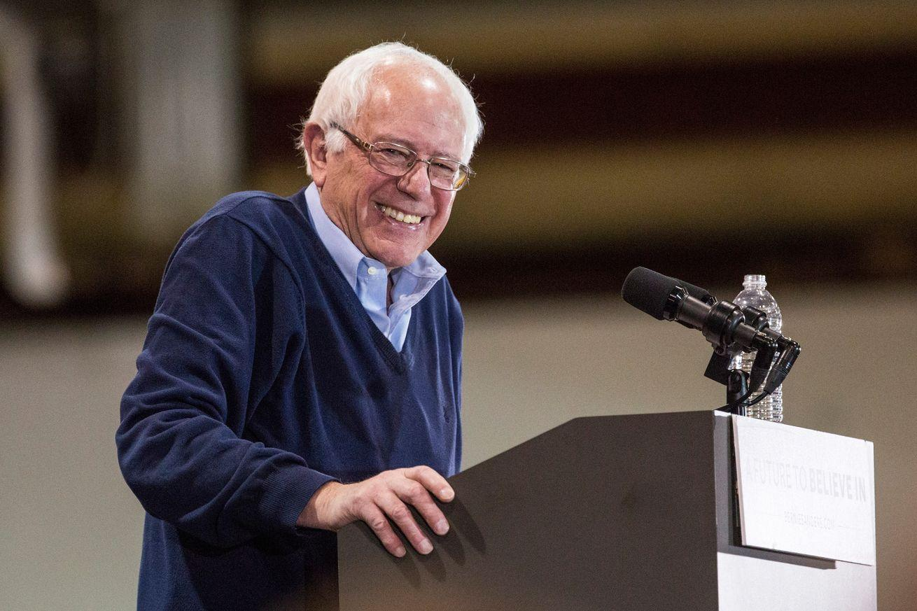 What everyone's missing about Bernie Sanders's foreign policy ideas