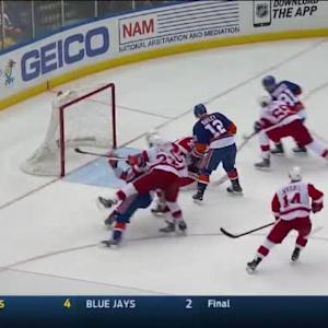 Jimmy Howard Save on Josh Bailey (04:41/3rd)
