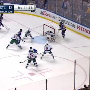 Minnesota Wild at St. Louis Blues - 04/24/2015